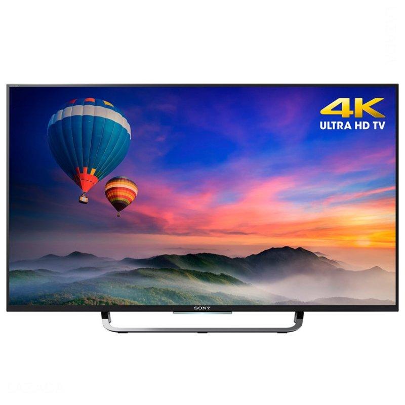 Bảng giá Smart Tivi LED Sony 49inch 4K UHD - Model KD-49X8000C (Đen)