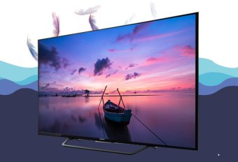 Smart Tivi LED Sony 55 inch 4K UHD - Model KD-55X7000D