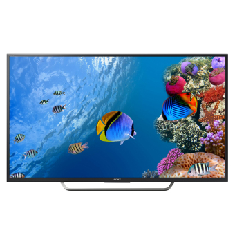 Smart Tivi LED Sony 55inch 4K UHD - Model KD-55X7000D (Đen)