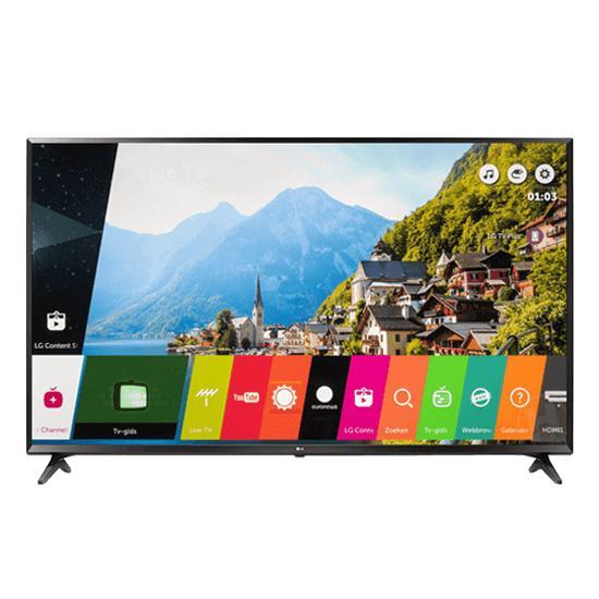 Smart TV LED LG 43 inch UHD 4K HDR – Model 43UJ632T (Đen)