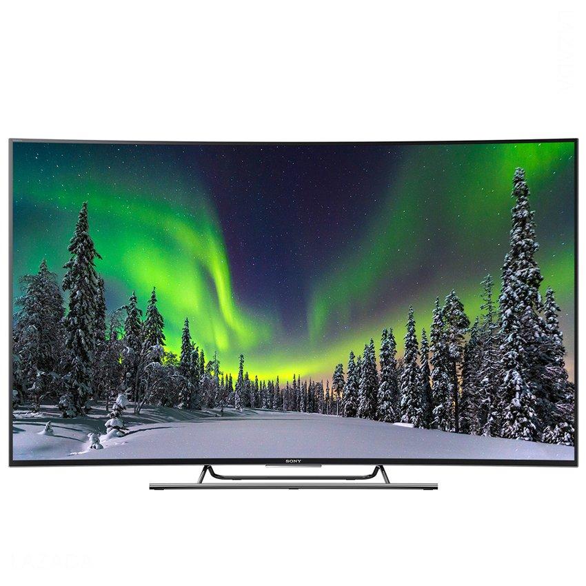 Smart Tivi Sony 55 inch Full HD - Model KD-55S8500D (Đen)