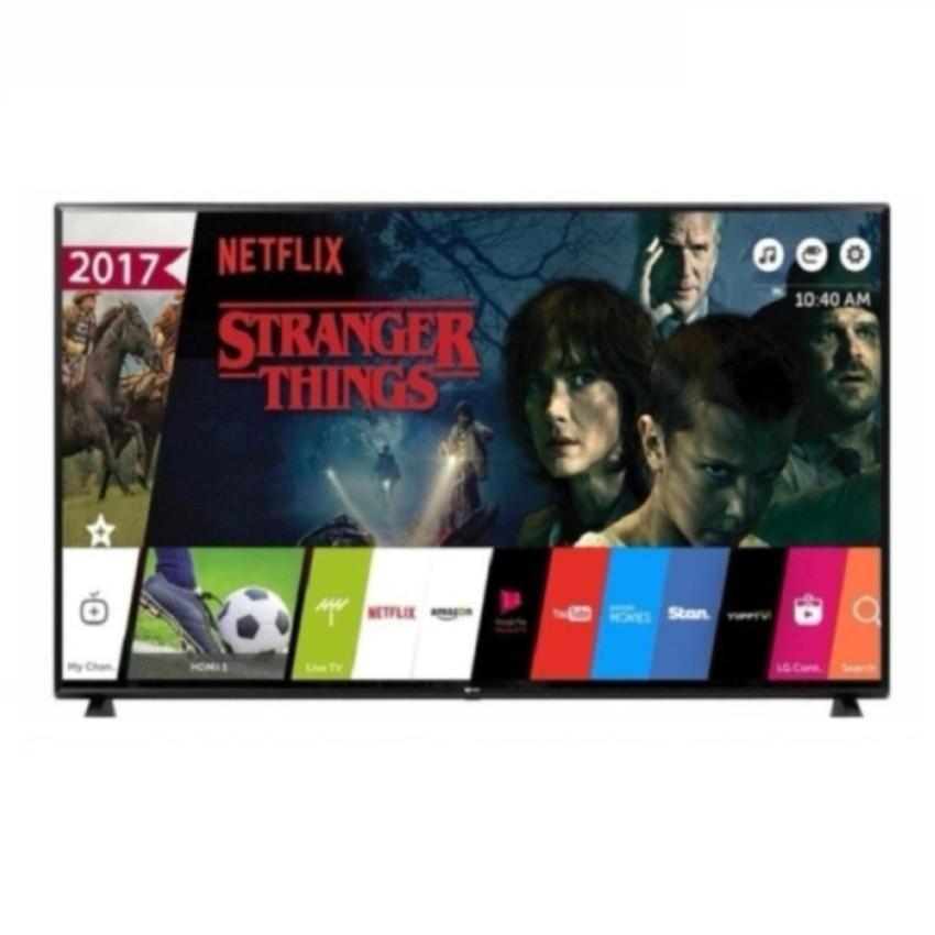 Đánh Giá Smart TV LED LG 49 inch Full HD – Model 49LJ550T (Đen) – Hãng phân phối chính thức