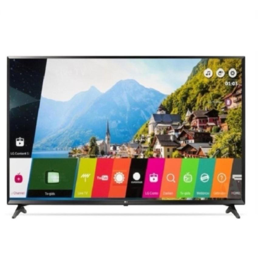 Smart TV LED LG 49 inch UHD 4K HDR – Model 49UJ632T (Đen) – Hãng phân phối chính thức