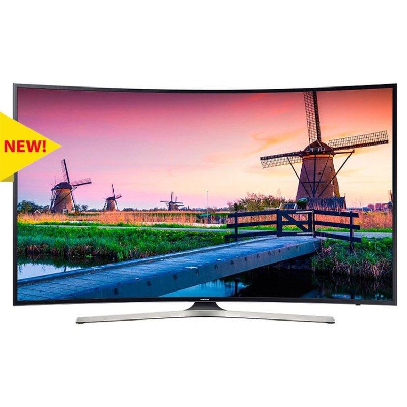 Bảng giá Smart TV LED màn hình cong Samsung 40inch UHD – Model UA40KU6100K (Đen)