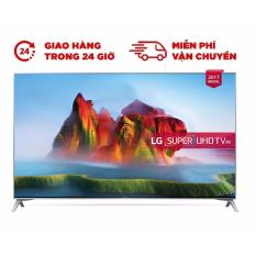 Nên mua Smart TV LG 55SJ800T ở Điện máy Media Smart (Hà Nội)