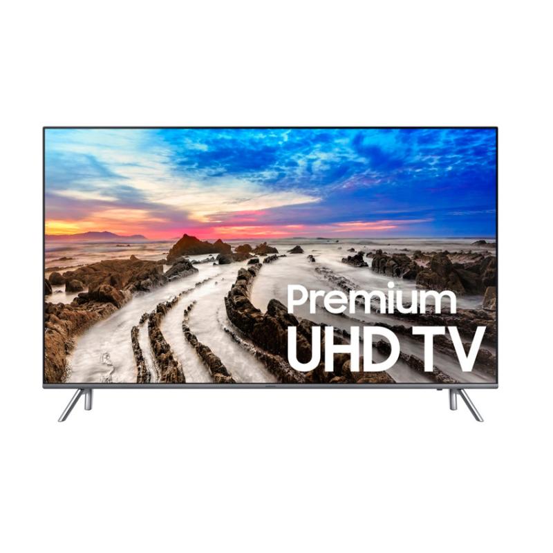 Bảng giá Smart TV màn hình cong Premium Samsung 55 inch 4K UHD - Model UA55MU8000KXXV (Đen) - Hãng phân phối chính thức