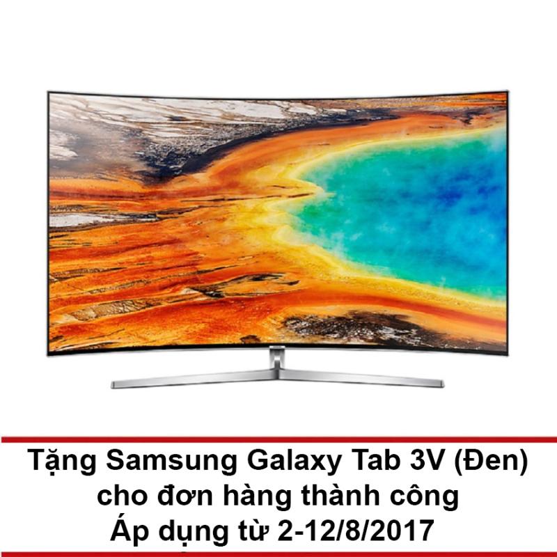 Bảng giá Smart TV màn hình cong Samsung Premium 55 inch 4K UHD - Model UA55MU9000K (Đen) - Hãng Phân phối chính thức