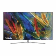 Smart TV màn hình phẳng 4K QLED 55 inch Q7F (Đen) – Hãng Phân phối chính thức