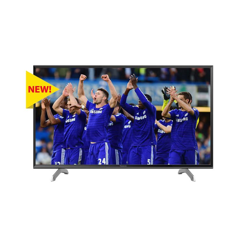 Smart TV Panasonic 55 inch Full HD – Model TH-55ES500V (Đen) – Hãng phân phối chính thức