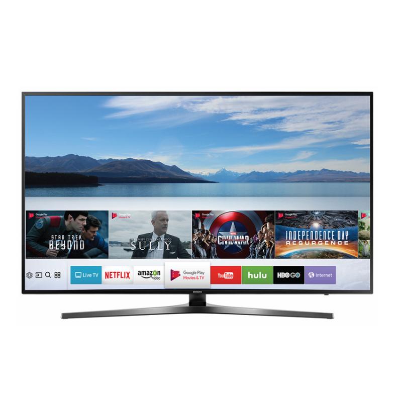 Bảng giá Smart TV Samsung 55 inch 4K UHD - Model UA55MU6400KXXV (Đen) - Hãng phân phối chính thức