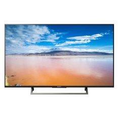 Smart TV Sony 49inch 4K UHD – Model KD-49X8000E (Đen)