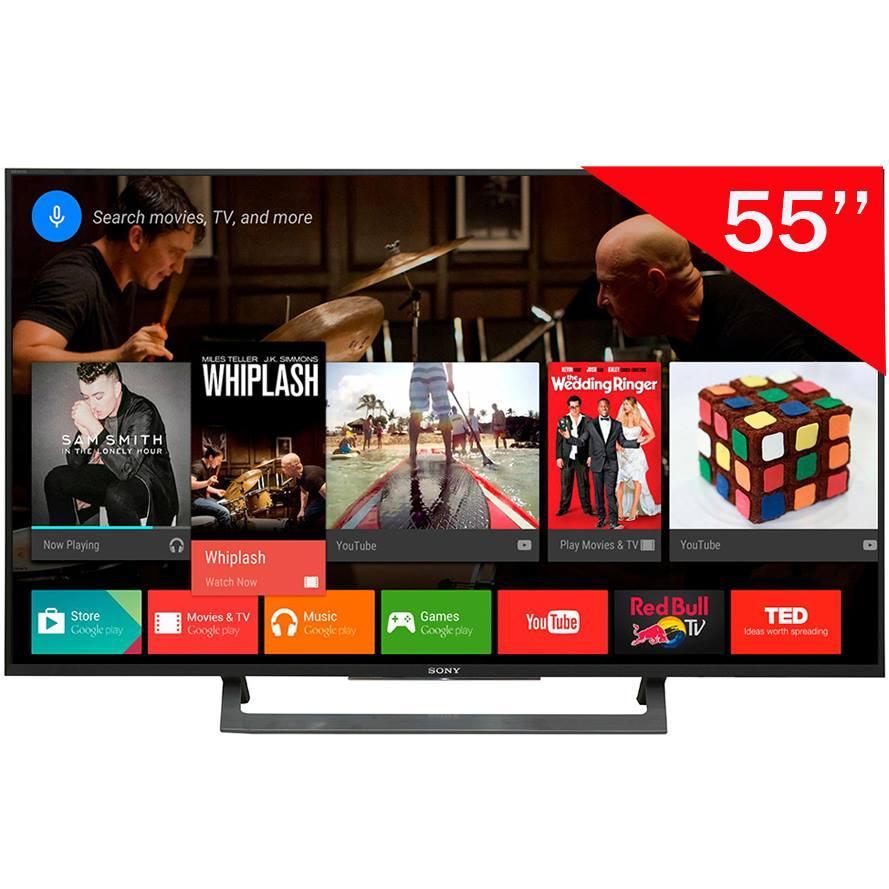 Nơi mua Smart TV Sony 55 inch Full HD – Model 55X7000E(Đen)
