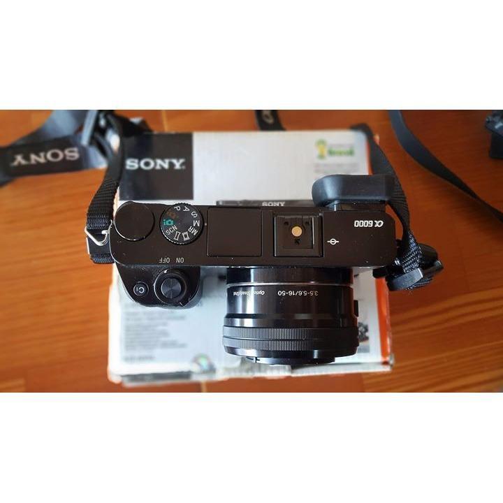 Sony a6000 + Kit 16-50