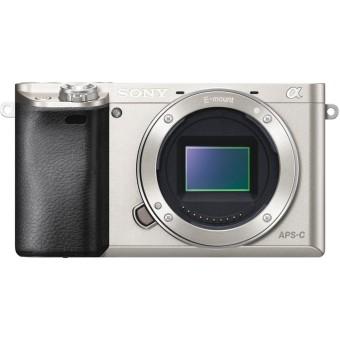 Sony ILCE-6000/B (A6000) 24.3MP Body (Bạc)
