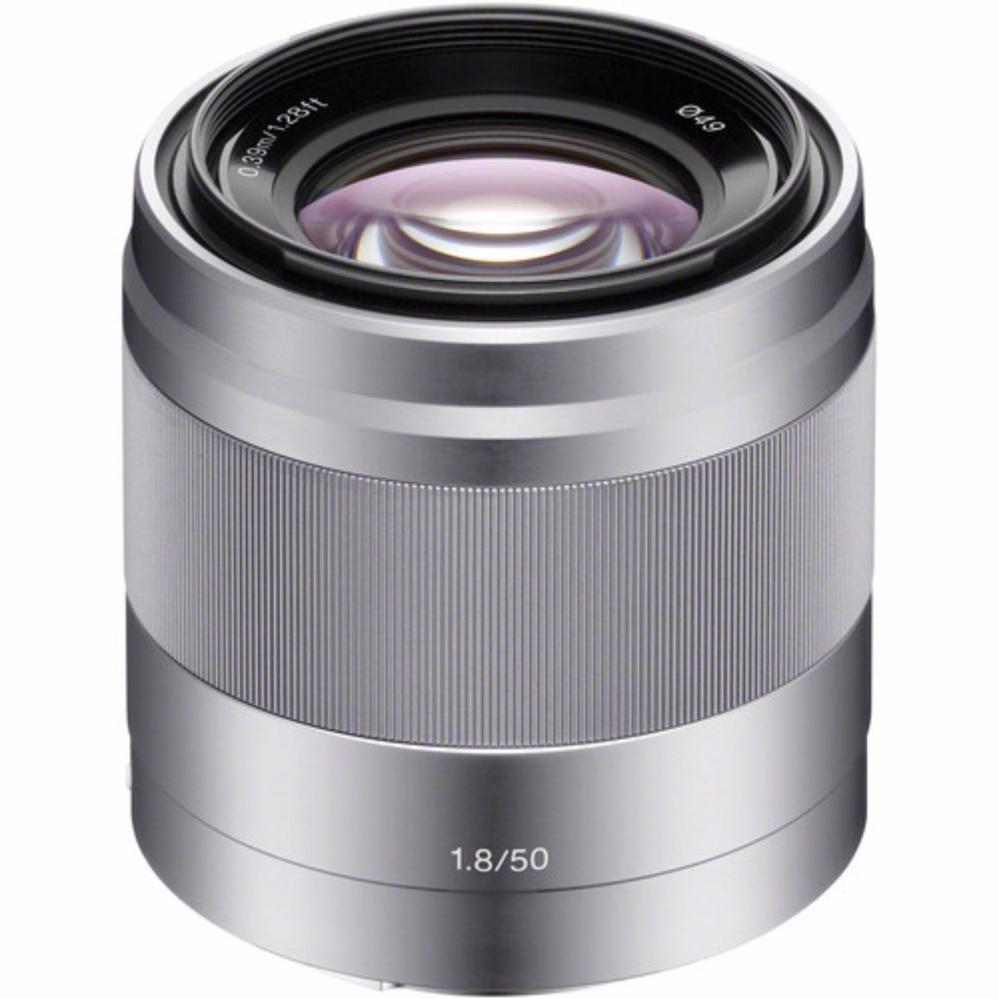 Giá Sony SEL 50mm f/1.8 Bạc