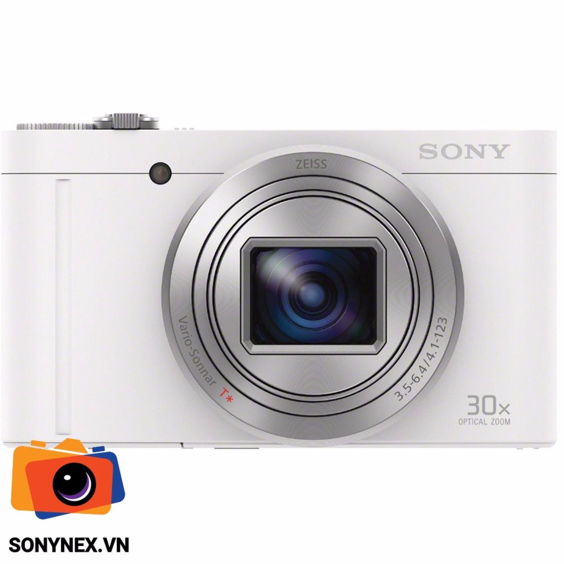 So sánh giá Sony Wx500 Trắng Tại NexShop (Hà Nội)