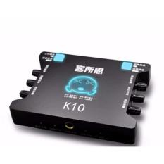 Sound Card Âm Thanh XOX K10