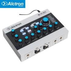 Sound card thu âm và hát karaoke online Alctron U16K MKII [Hãng phân phối chính thức]