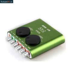 Sound Card Thu Âm XOX KX-2 Huyền Thoại Tự Chỉnh.