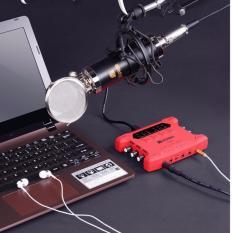 Sound card XOX K10X phiên bản nâng cấp hoàn hảo của Sound card XOX K10