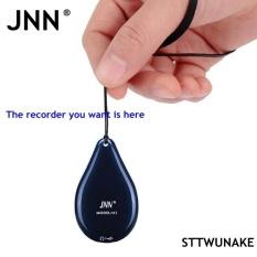 STTWUNAKE JNN 8 gam Máy Ghi Âm Mặt Dây Chuyền Hình Mini Sạc Điên Thoại Âm Thanh Âm MP3 Âm Nhạc-quốc tế