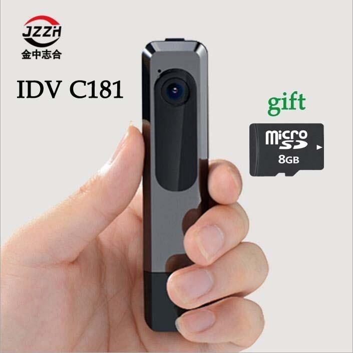 STTWUNAKE voice recorder mini DV C181 1080P mini camera MOV HD recording 720P 30FPS 170 WIDE Degree 8 million High...