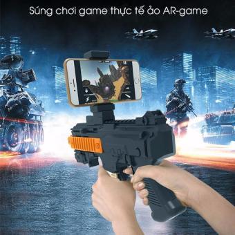 Súng chơi Game thực tế ảo AR-Game 2017