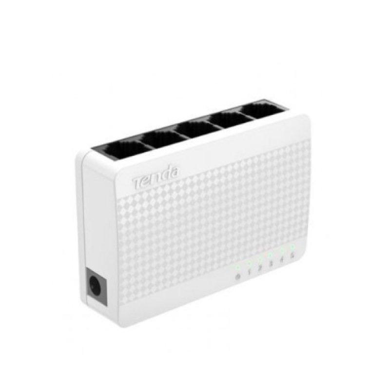 Bảng giá Switch TENDA S105 – Desktop 5 cổng (Trắng) Phong Vũ
