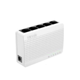 Nên mua Switch TENDA S105  ở FTN