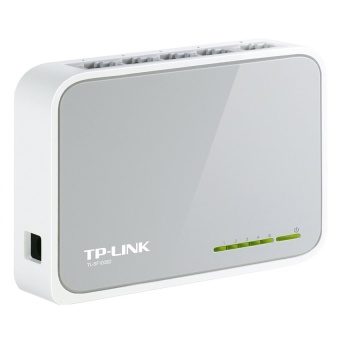 Switch TP-Link TL-SF1005D 5 Port (Trắng)