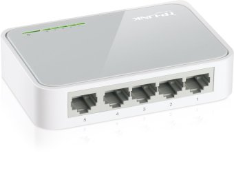 Switch TP-Link TL-SF1005D (Trắng)