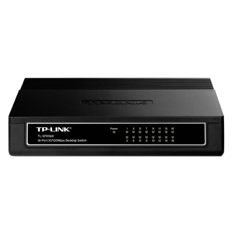 Bảng giá Switch TP-Link TL-SF1016D - 16 Port 10/100 Phong Vũ