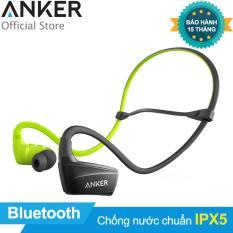 Tai nghe bluetooth ANKER SoundBuds Sport NB10 (Xanh lá)