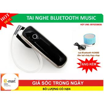 Tai nghe Bluetooth music V3.0 + Tặng loa Bluetooth mini