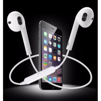 Tai nghe bluetooth sports headset S6 siêu bass không dây