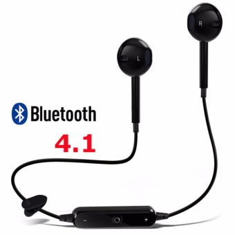 Tai nghe bluetooth thể thao không dây S6 LUKA PLUS