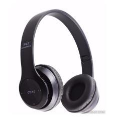 Tai nghe chụp tai cao cấp có khe thẻ nhớ Grown Tech Bluetooth P47 – HÀNG NHẬP KHẨU