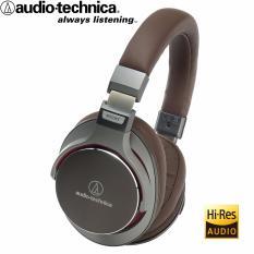 Tai nghe chụp tai chuyên nghiệp Audio Technica ATH-MRS7 (Nâu)