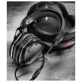Tai nghe chụp tai V-moda LP2 (Đen)