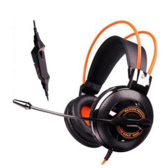 Tai nghe Gaming chụp tai kèm mic Somic G925 (Cam Đen)