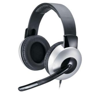Tai nghe Genius chụp tai có mic HS-05A (Đen) (Đen)