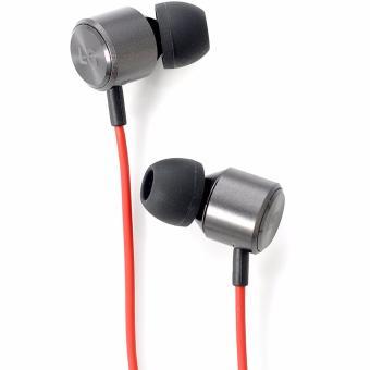 Tai nghe LG Quadbeat 3 tháo máy chính hãng - Hàng nhập khẩu (Đỏđen)