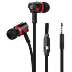 Tai nghe nhét tai earphone Langston JM26 Super Bass (Đen)