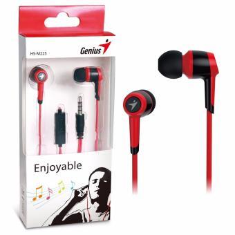 Tai nghe nhét tai Genius HS-M225 - Hãng phân phối chính thức.