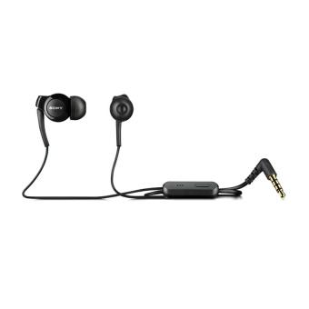 Tai nghe nhét tai Sony MH EX-300AP (Đen)