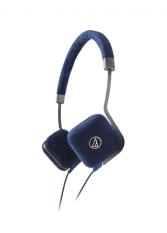 Tai nghe Over ear Audio Technica ATH-UN1 (Xanh navy)