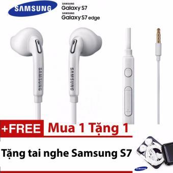 So sánh giá Tai Nghe Samsung Galaxy S7 (Trắng) + Tặng Tai Nghe Samsung Galaxy S7(Trắng)  Tại Lucano