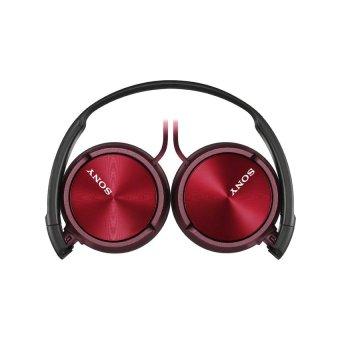 Tai nghe Sony ZX310AP (Đỏ)