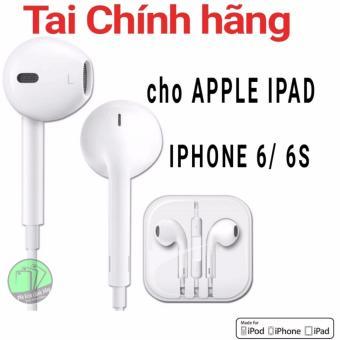 Tai nghe Zin cho iPhone 6/6s Apple EarPods - Hàng nhập khẩu