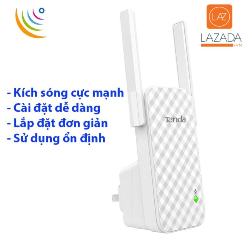 Hình ảnh Tăng mạng wifi - Repeater wifi, tăng tốc wifi TENDA SMA9, kích sóngcực mạnh, cao cấp, sang trọng - BH 1 đổi 1 bởi SMART TECH